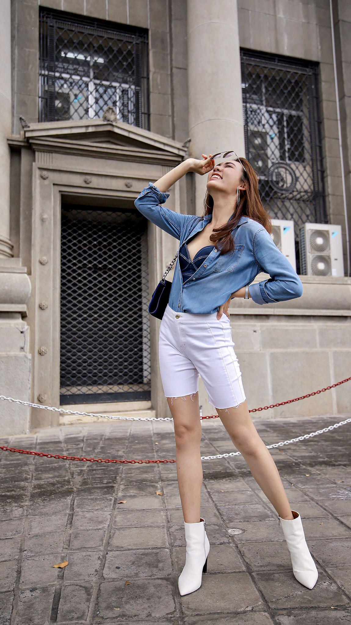 5 công thức diện jeans ton sur ton mà các cặp đôi không thể bỏ qua - Ảnh 8.