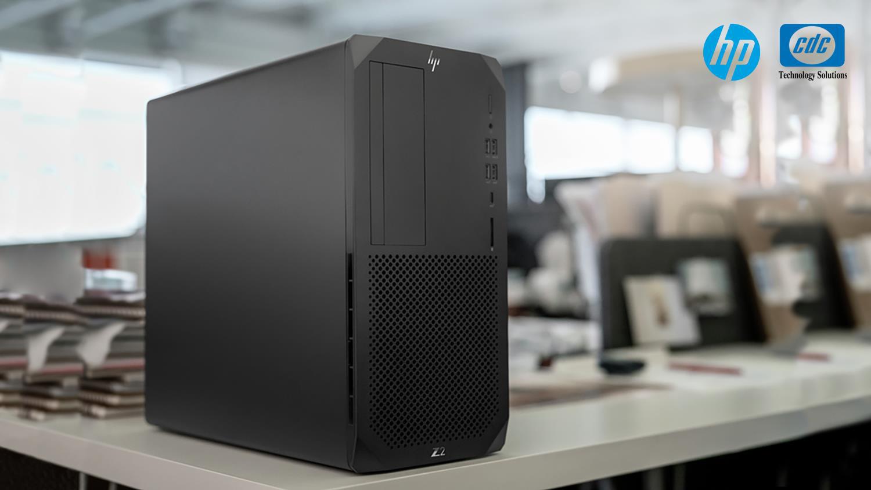 Máy trạm HP bền bỉ cho các nhà máy sản xuất - Ảnh 1.