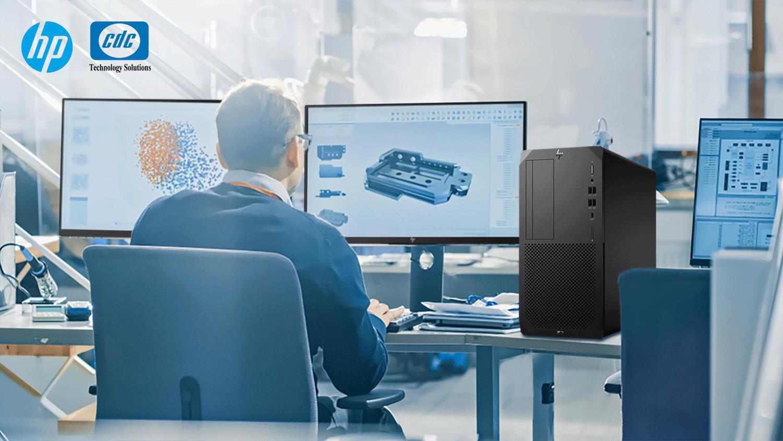 Máy trạm HP bền bỉ cho các nhà máy sản xuất - Ảnh 2.