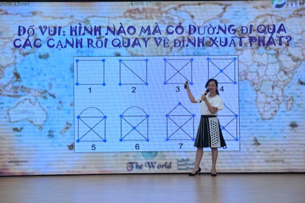 Tái hiện thử thách Siêu Trí Tuệ thế giới, MOD 2021 khiến teen Đà Nẵng căng não tìm lời giải - Ảnh 3.