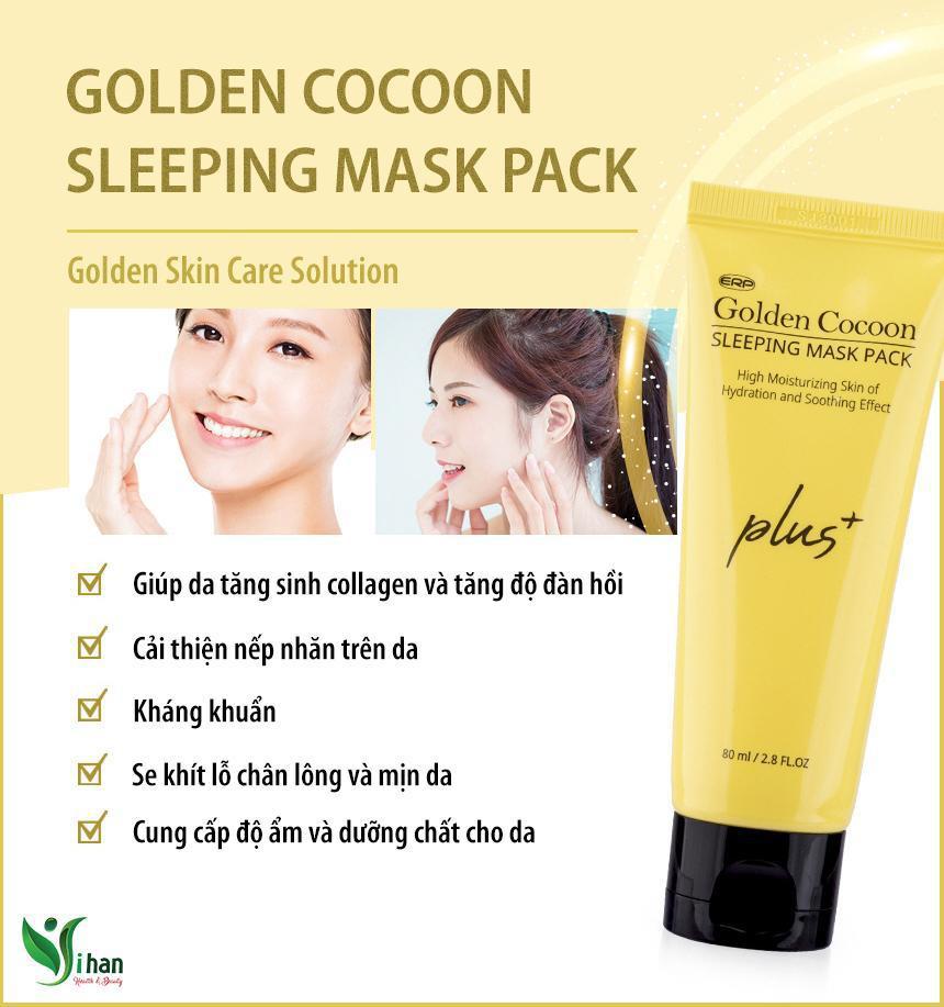 """Muốn da căng mịn nõn nà lại đàn hồi trông thấy thì nhất định phải thử mặt nạ ngủ """"chân ái"""" của gái Hàn - Ảnh 4."""