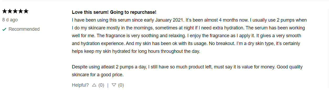 Lọ serum kinh điển được các cô gái Hàn tin dùng để da mọng nước không lỗ chân lông ngay giữa hè - Ảnh 7.