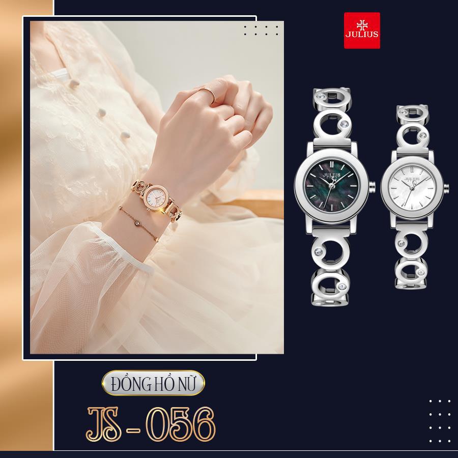 Đón đầu xu thế thời trang đẳng cấp và sành điệu với 10 mẫu đồng hồ Julius hot nhất 2021 - Ảnh 1.