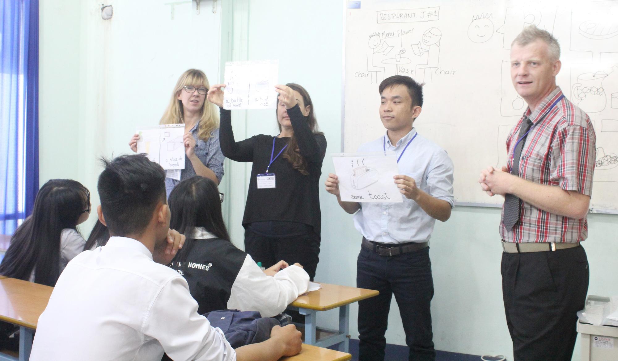 Trường Việt Giao dành 300 chỉ tiêu tuyển sinh vào lớp 10 hệ Trung cấp chính quy - Ảnh 3.
