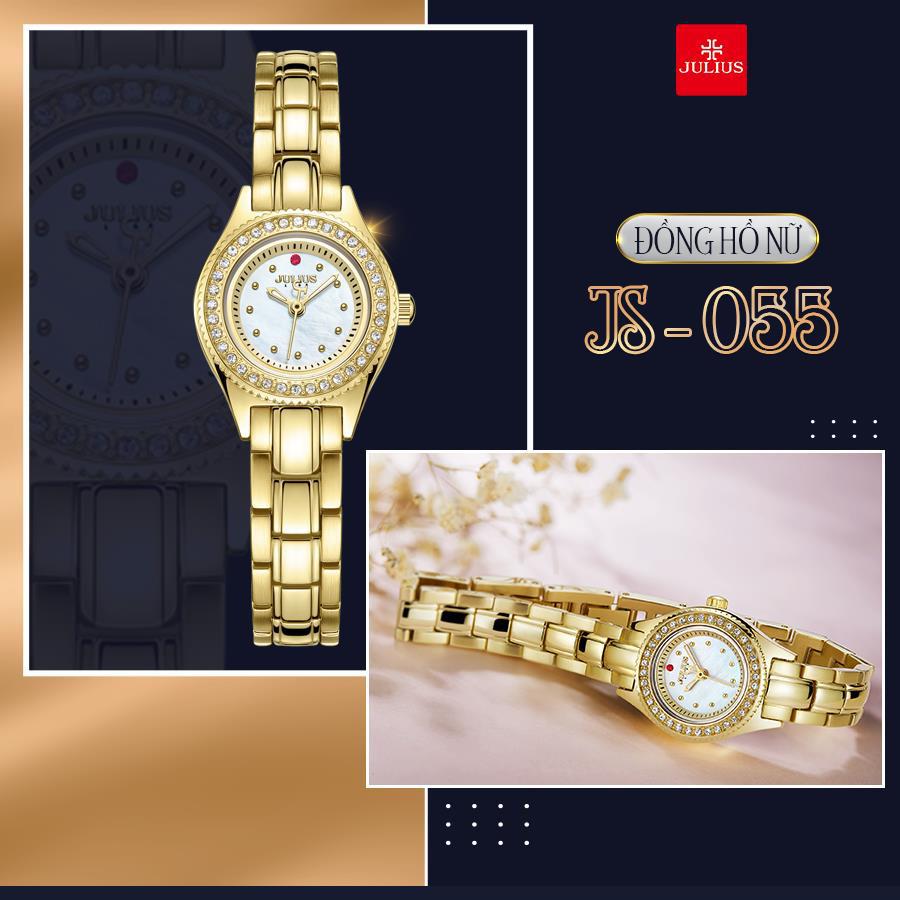 Đón đầu xu thế thời trang đẳng cấp và sành điệu với 10 mẫu đồng hồ Julius hot nhất 2021 - Ảnh 5.