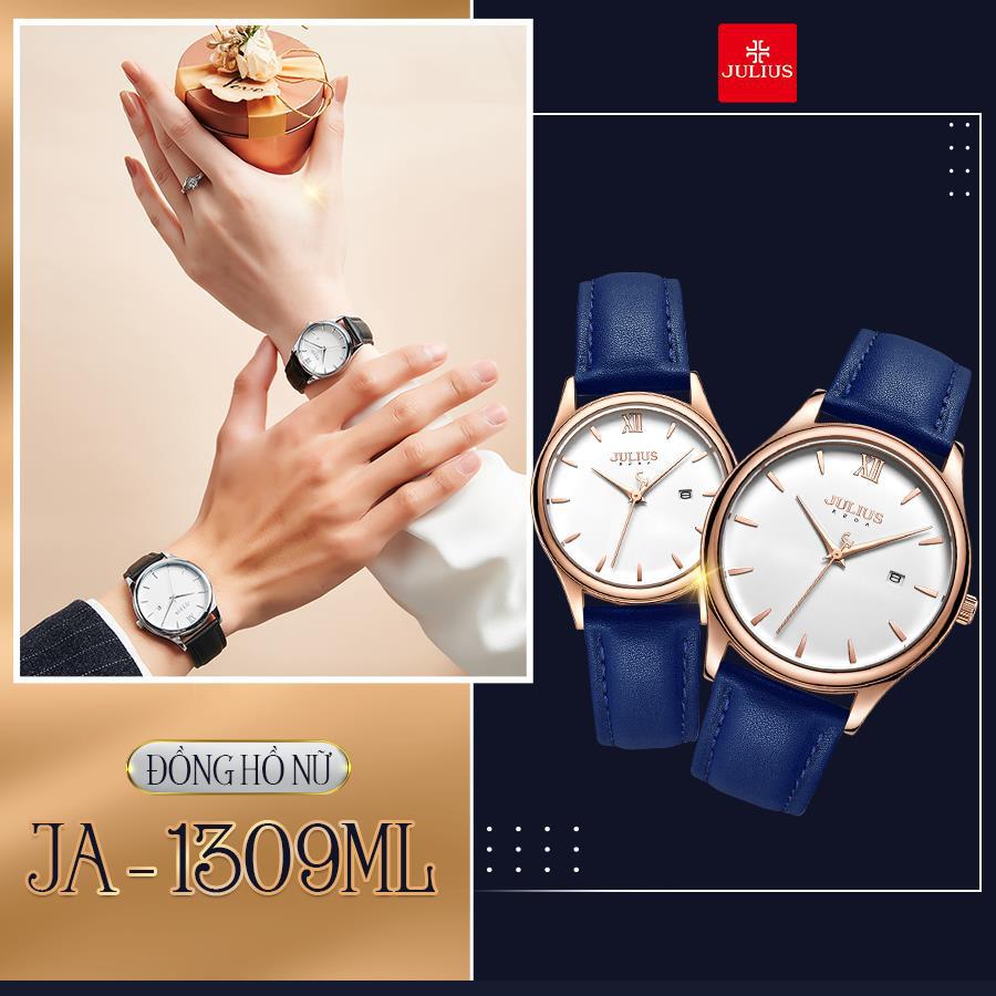 Đón đầu xu thế thời trang đẳng cấp và sành điệu với 10 mẫu đồng hồ Julius hot nhất 2021 - Ảnh 6.