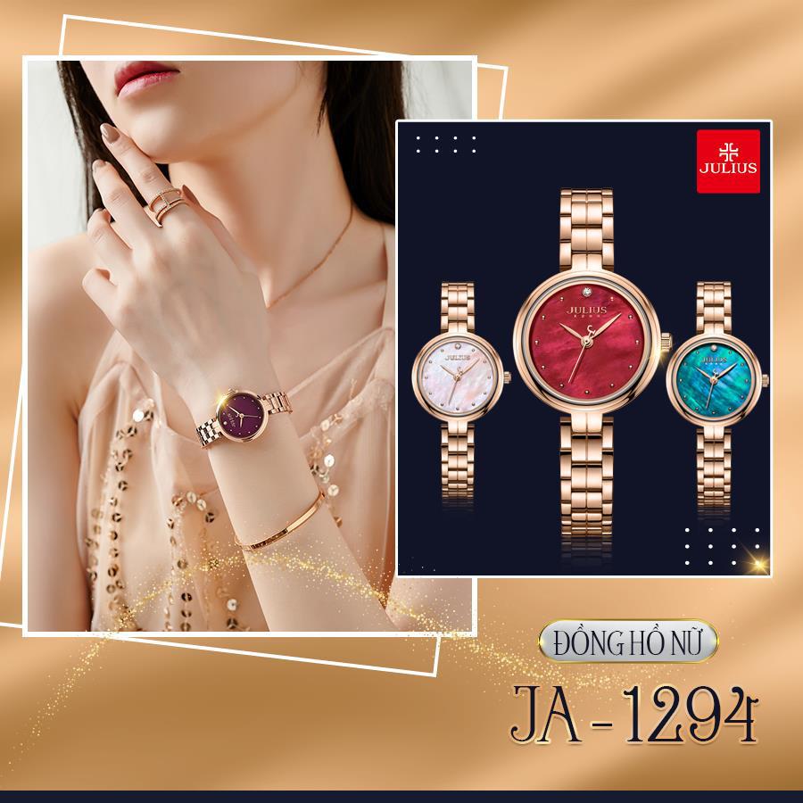 Đón đầu xu thế thời trang đẳng cấp và sành điệu với 10 mẫu đồng hồ Julius hot nhất 2021 - Ảnh 7.