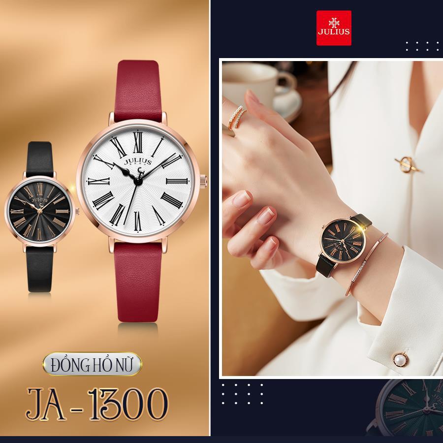 Đón đầu xu thế thời trang đẳng cấp và sành điệu với 10 mẫu đồng hồ Julius hot nhất 2021 - Ảnh 8.