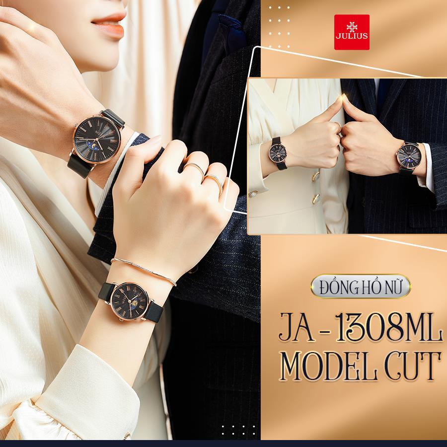 Đón đầu xu thế thời trang đẳng cấp và sành điệu với 10 mẫu đồng hồ Julius hot nhất 2021 - Ảnh 9.