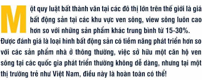 Dự án khu phức hợp ven sông lớn nhất Phú Mỹ Hưng chỉ còn 10% sản phẩm dành cho giới thượng lưu - Ảnh 1.
