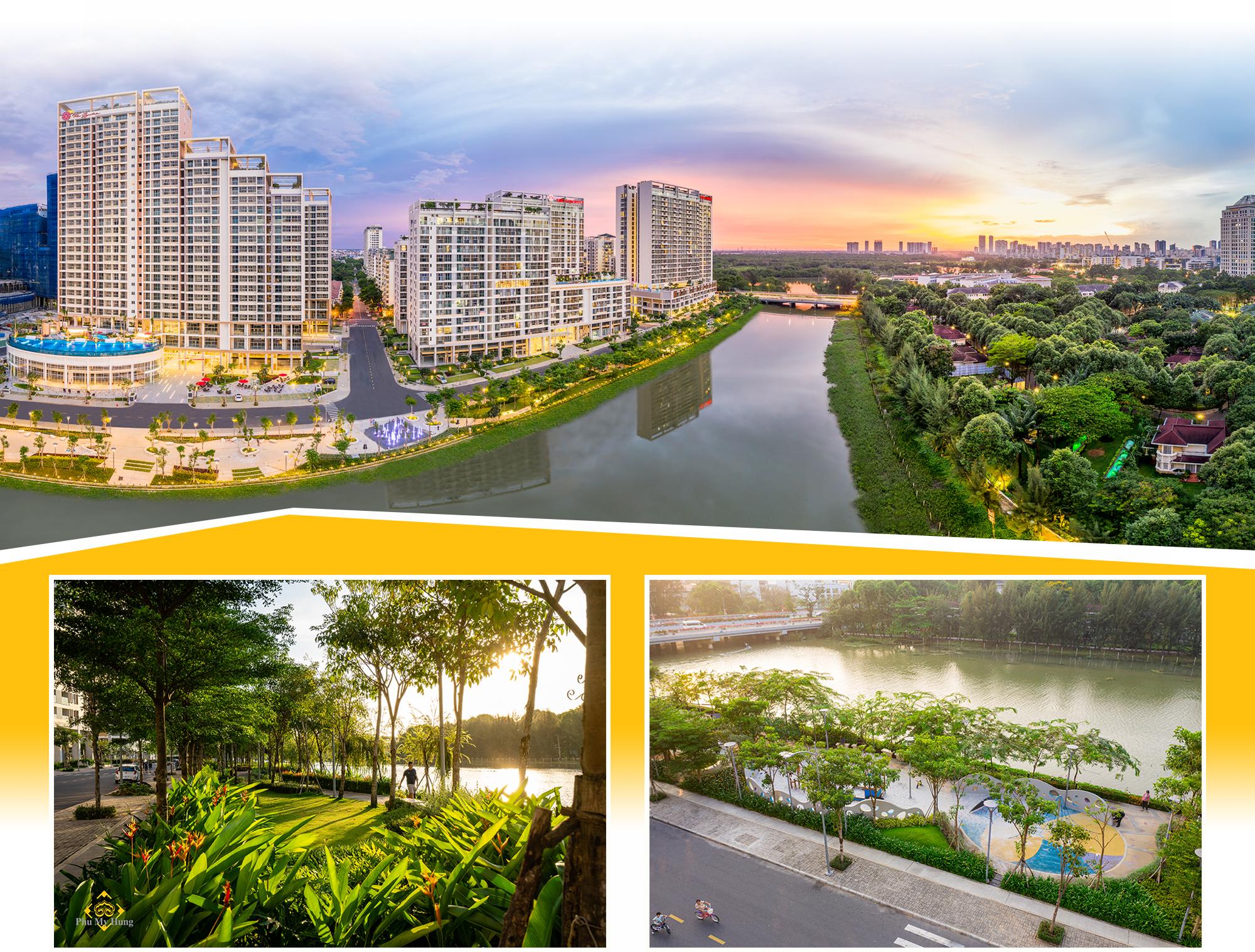 Dự án khu phức hợp ven sông lớn nhất Phú Mỹ Hưng chỉ còn 10% sản phẩm dành cho giới thượng lưu - Ảnh 9.