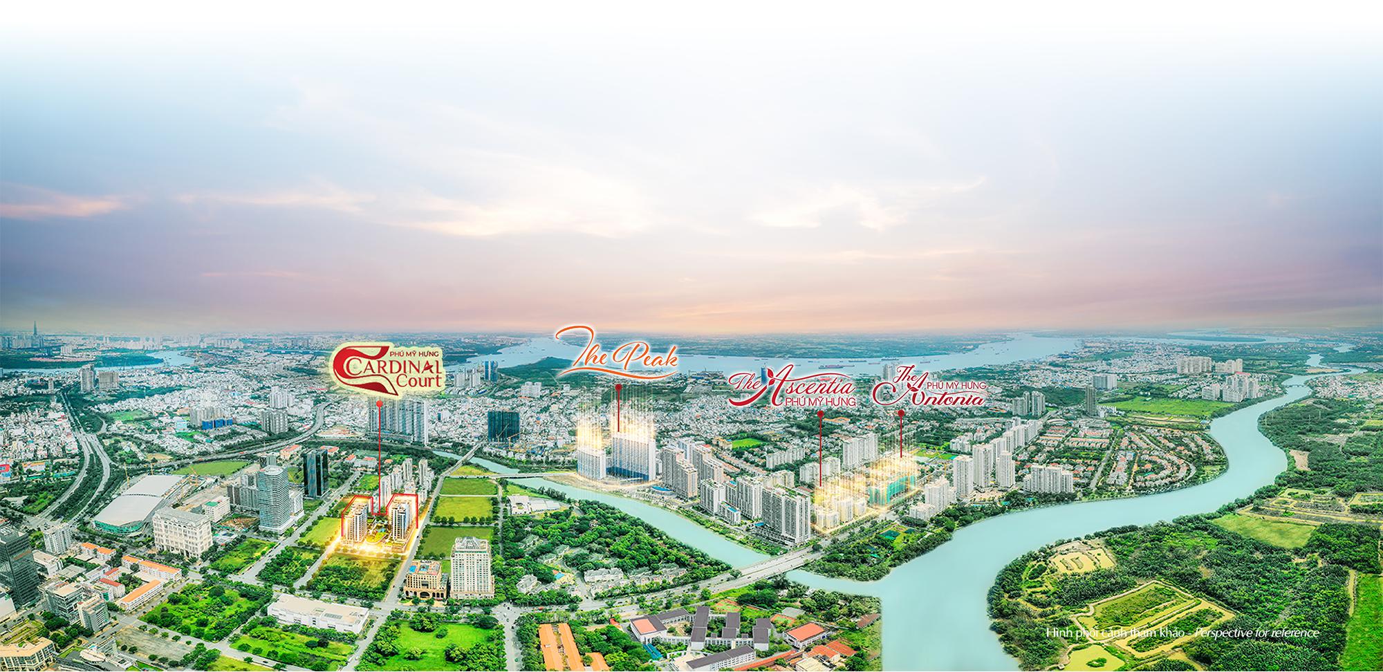 Dự án khu phức hợp ven sông lớn nhất Phú Mỹ Hưng chỉ còn 10% sản phẩm dành cho giới thượng lưu - Ảnh 13.