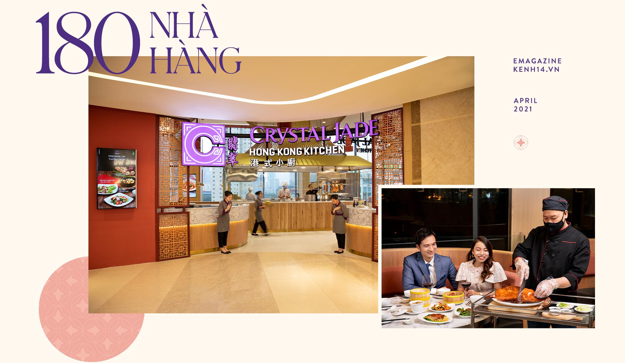 Hành trình mang phong vị ẩm thực Hồng Kông 30 năm đẳng cấp Michelin từ Singapore tới Hà Nội - Ảnh 3.