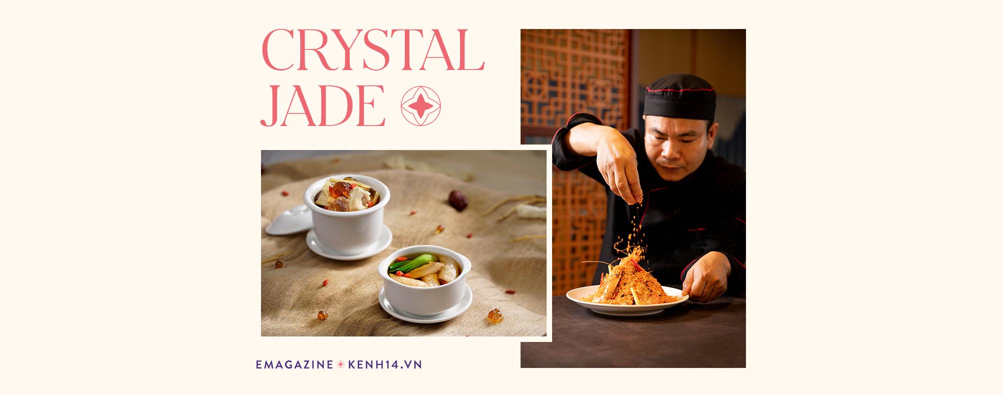 Hành trình mang phong vị ẩm thực Hồng Kông 30 năm đẳng cấp Michelin từ Singapore tới Hà Nội - Ảnh 4.