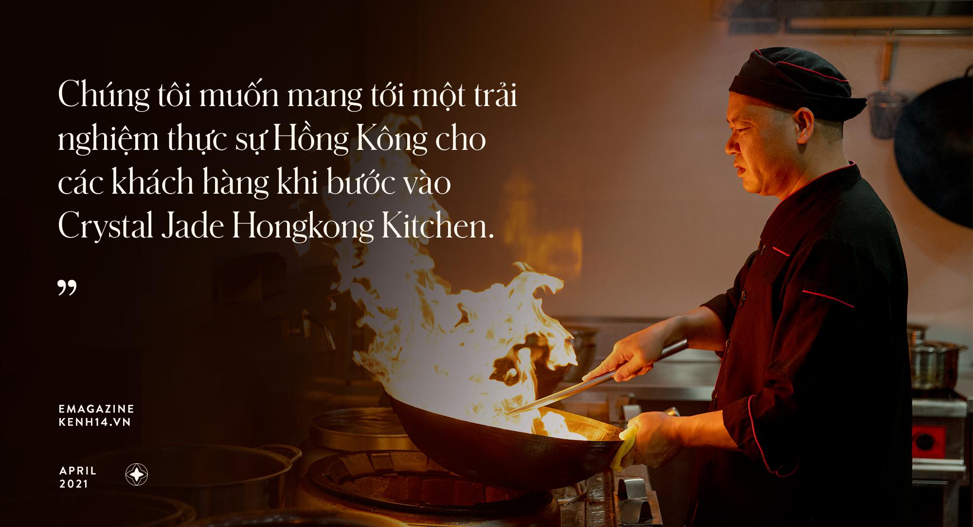 Hành trình mang phong vị ẩm thực Hồng Kông 30 năm đẳng cấp Michelin từ Singapore tới Hà Nội - Ảnh 6.