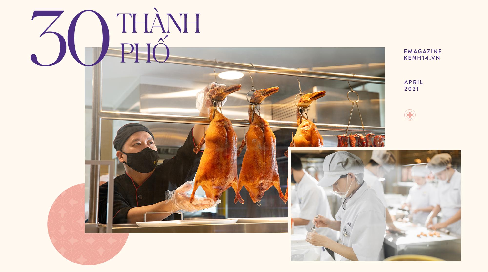 Hành trình mang phong vị ẩm thực Hồng Kông 30 năm đẳng cấp Michelin từ Singapore tới Hà Nội - Ảnh 7.