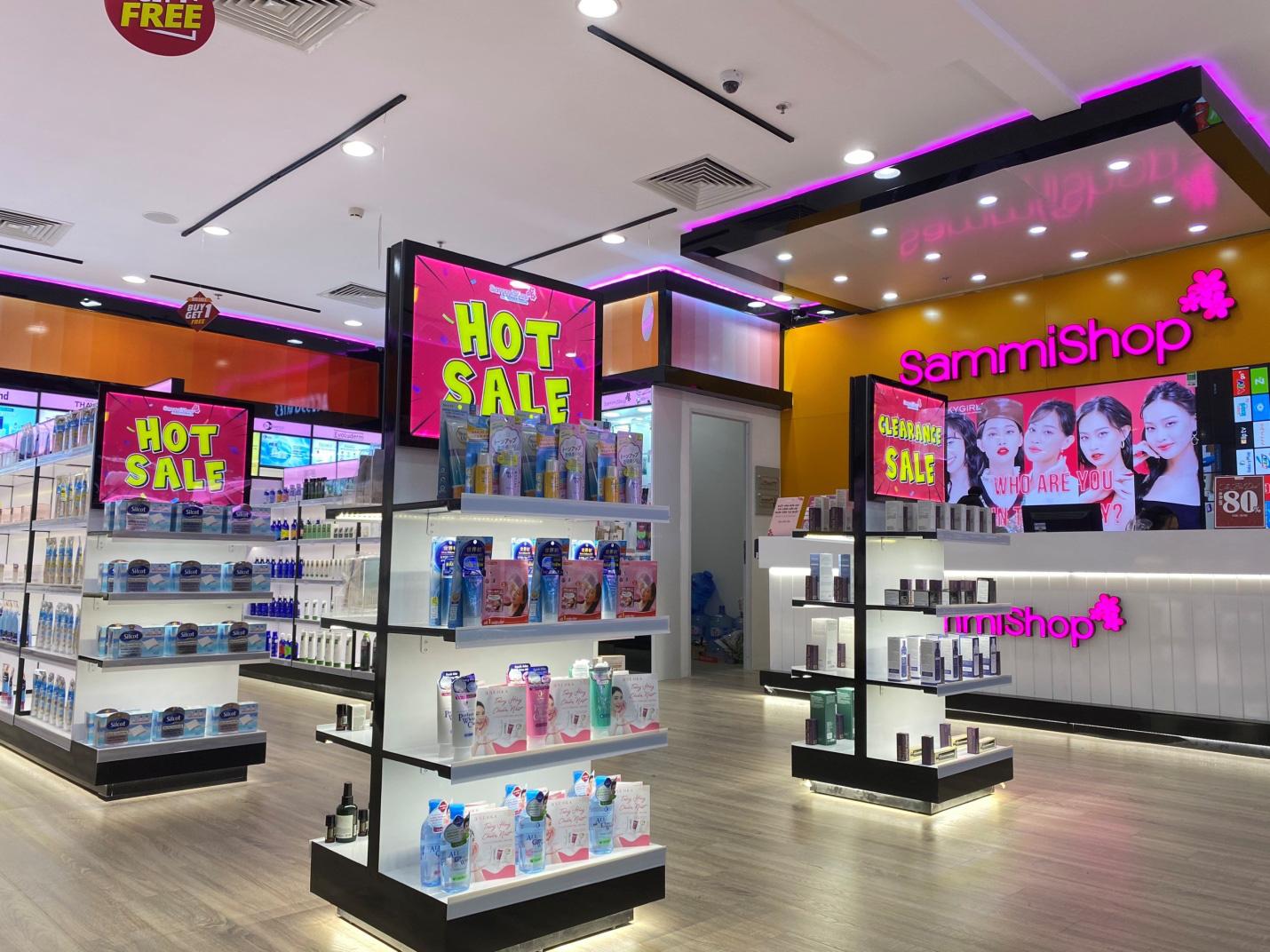 """Sammi Shop khiến giới trẻ """"phấn khích"""" trước loạt khuyến mãi mua 1 tặng 1 nhân dịp khai trương 2 cửa hàng mới tại Vincom - Ảnh 2."""