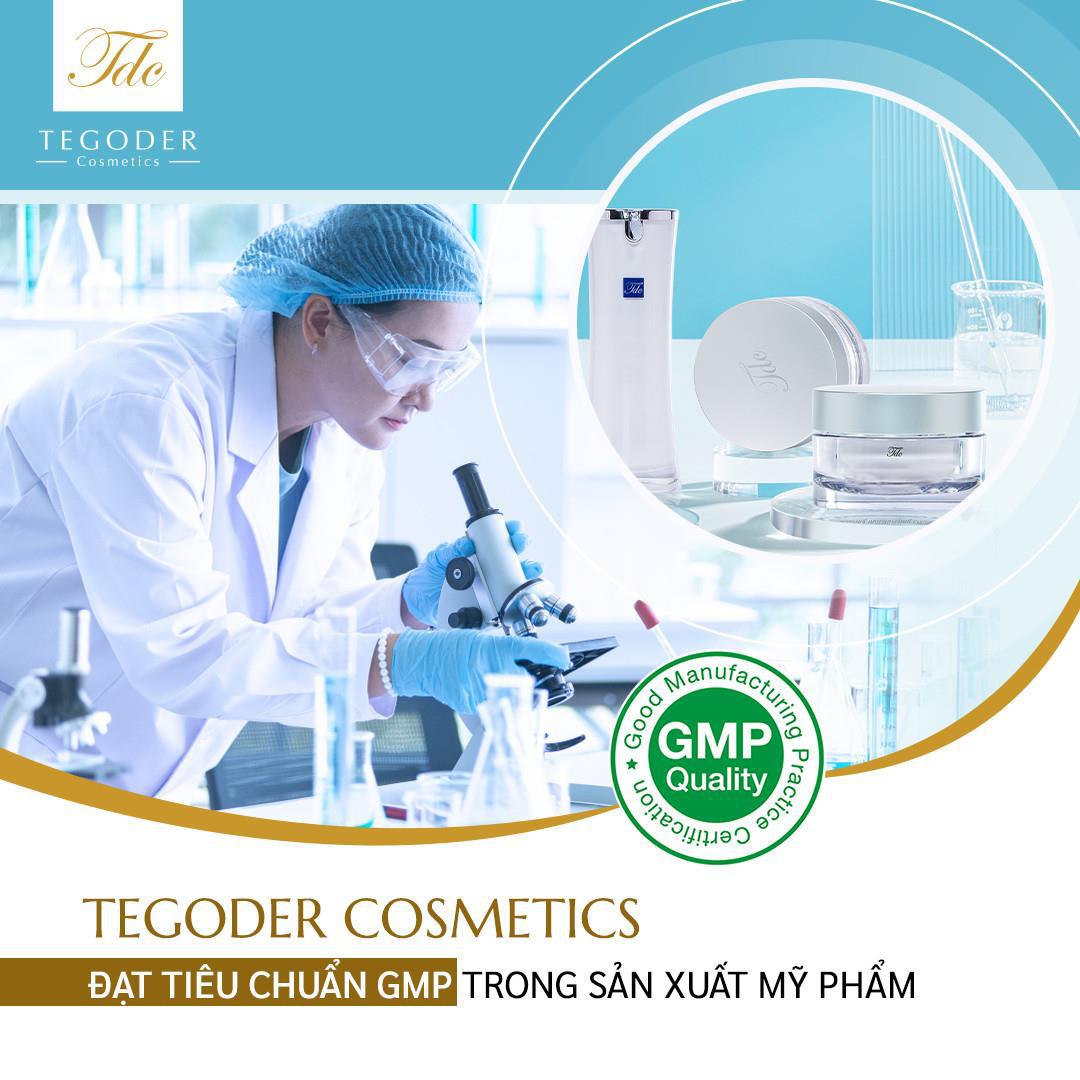 Giá trị cốt lõi giúp mỹ phẩm Tegoder Cosmetics được tin dùng - Ảnh 2.