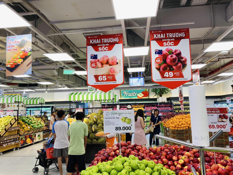 Trải nghiệm mua sắm hiện đại tại LOTTE Mart Gold Coast Nha Trang - Ảnh 3.