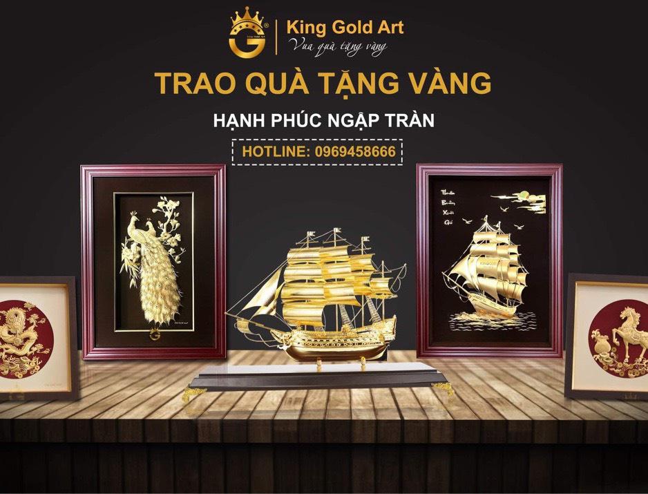 King Gold Art: Bật mí về tượng bò tài chính khiến doanh nhân mê mẩn - Ảnh 4.