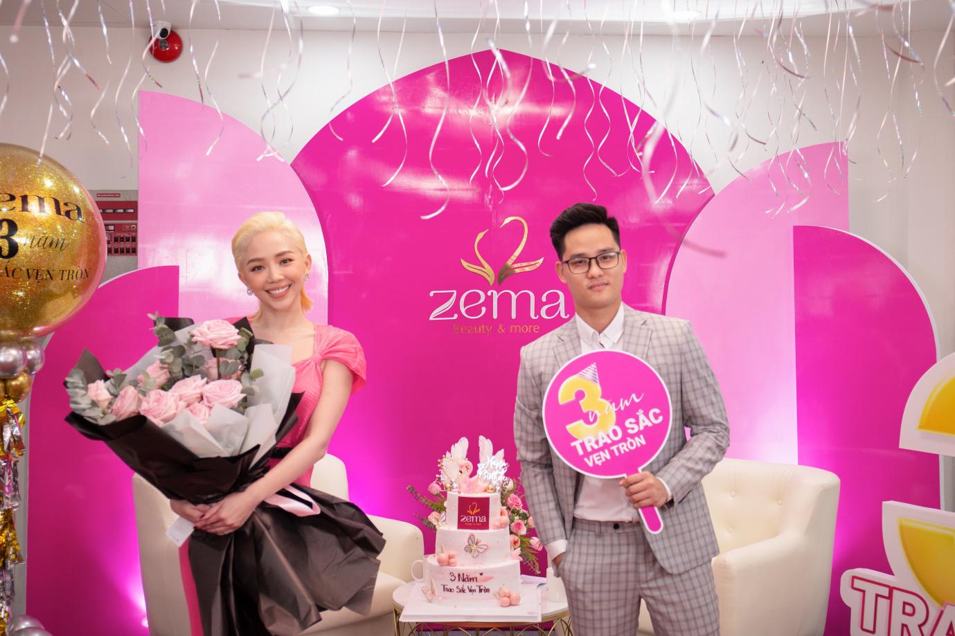 Chọn phi thường thay vì bình thường, đây là cách Zema trao sắc vẹn tròn cho phái đẹp suốt 3 năm qua - Ảnh 2.