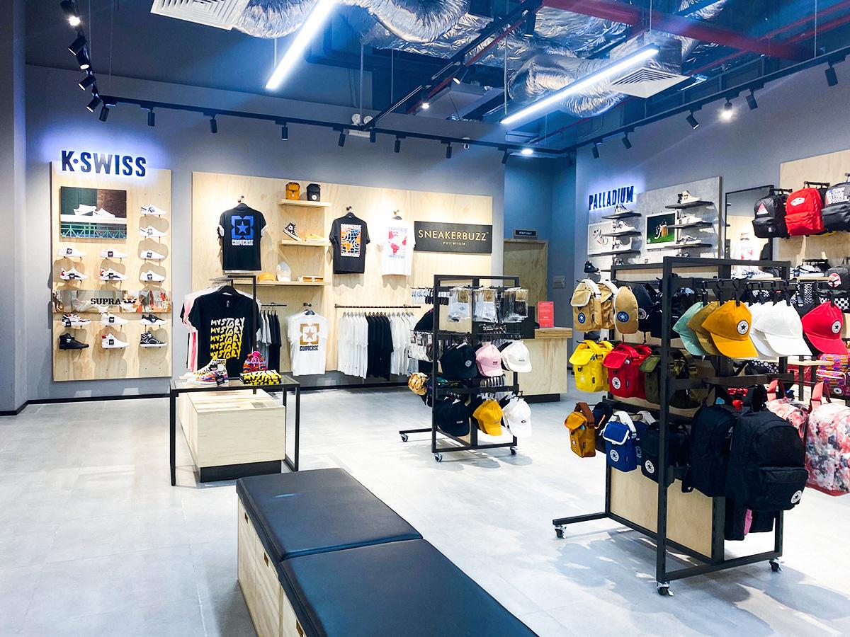 """Khám phá ngay không gian mua sắm """"sang xịn mịn"""" Premium Store của Sneaker Buzz vừa chính thức có mặt tại Hà Nội - Ảnh 7."""