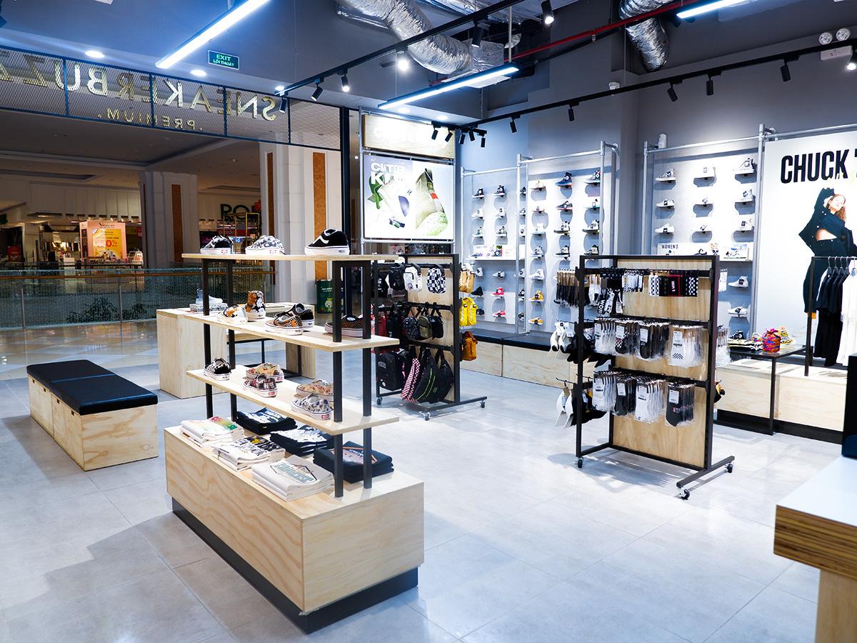 """Khám phá ngay không gian mua sắm """"sang xịn mịn"""" Premium Store của Sneaker Buzz vừa chính thức có mặt tại Hà Nội - Ảnh 8."""