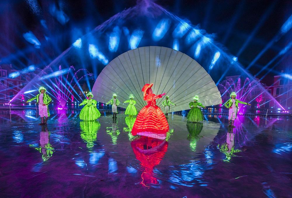 Vingroup khai trương siêu quần thể nghỉ dưỡng, vui chơi, giải trí hàng đầu Đông Nam Á - Phú Quốc United Center - Ảnh 4.