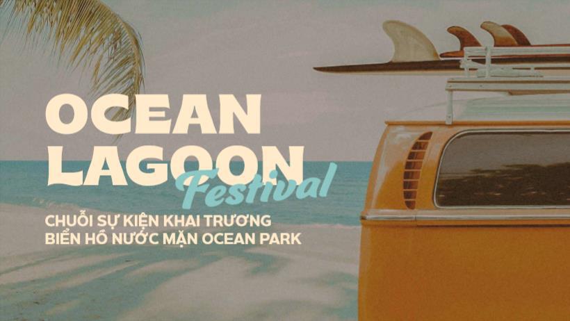 Sắp khai trương biển hồ nước mặn nhân tạo lớn bậc nhất Việt Nam - Ảnh 1.