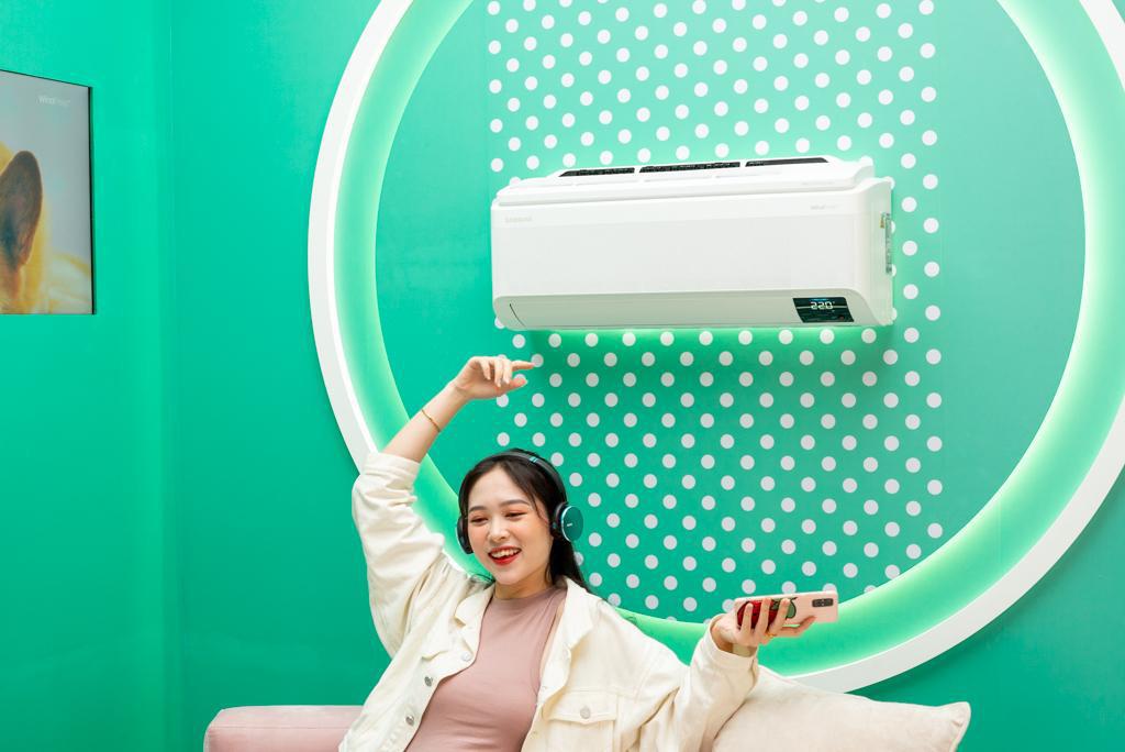 Trải nghiệm thực tế chiếc máy lạnh không gió buốt của Samsung: phát minh thú vị giờ mới phổ biến - Ảnh 1.