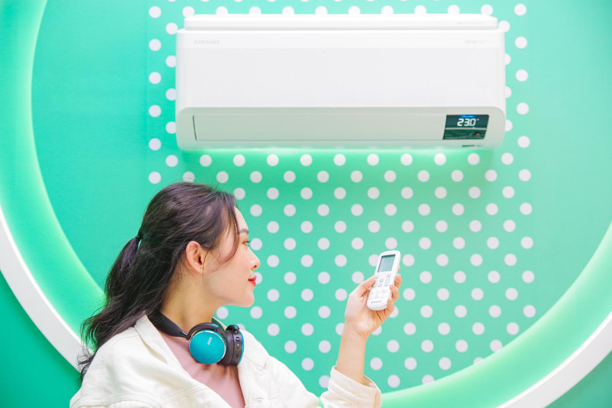 Trải nghiệm thực tế chiếc máy lạnh không gió buốt của Samsung: phát minh thú vị giờ mới phổ biến - Ảnh 4.