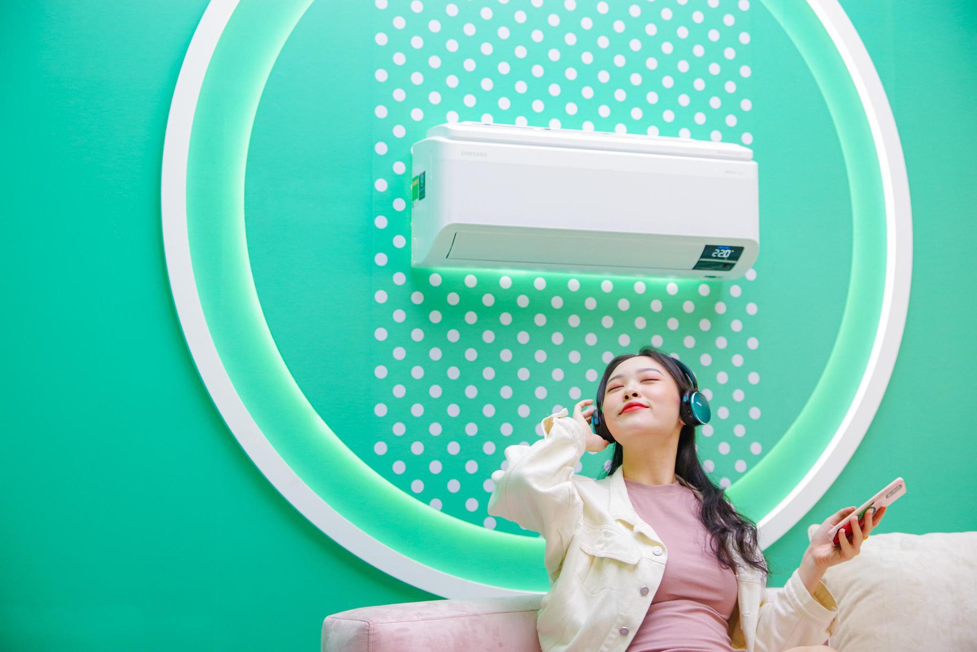 Trải nghiệm thực tế chiếc máy lạnh không gió buốt của Samsung: phát minh thú vị giờ mới phổ biến - Ảnh 5.