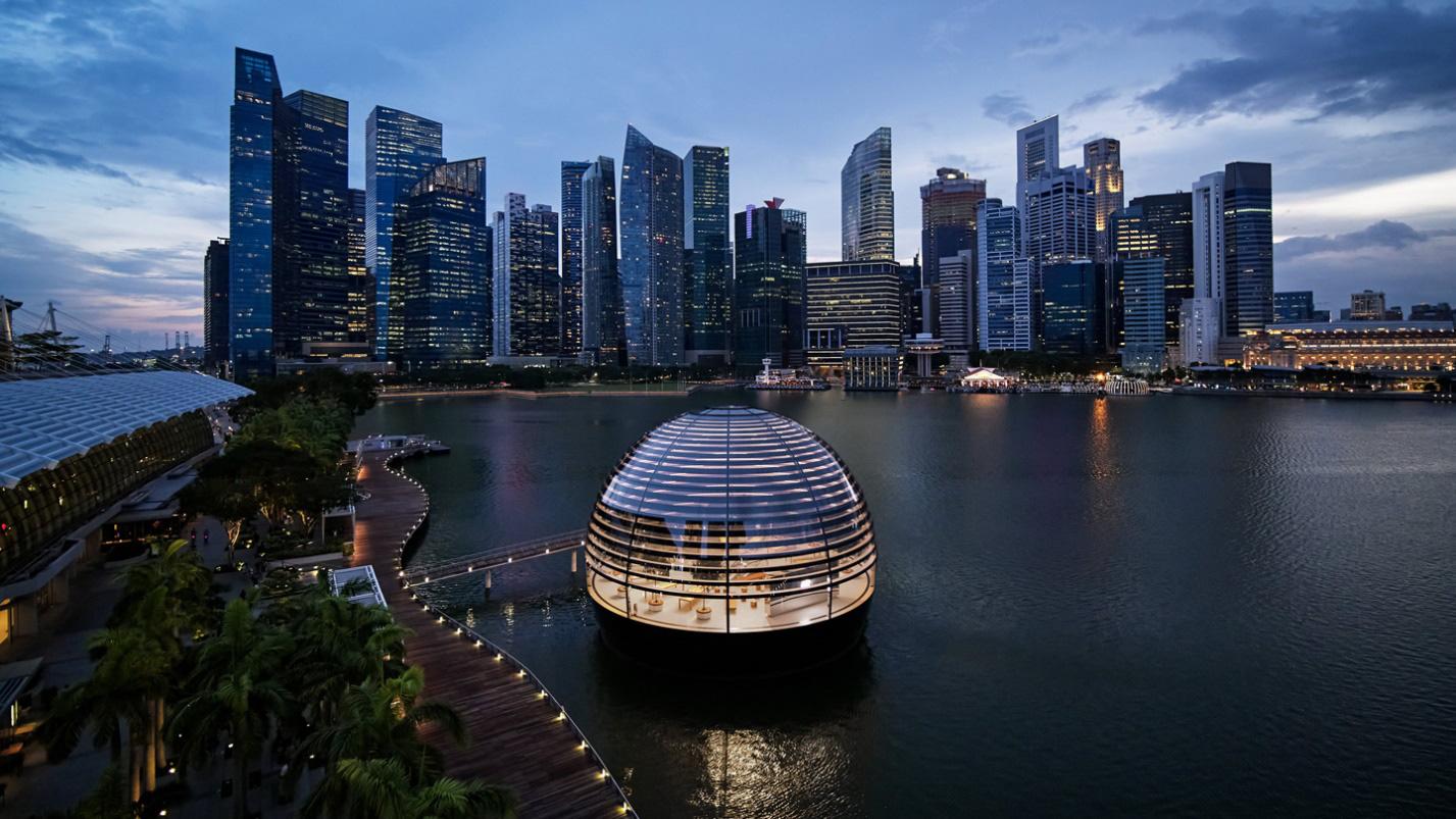 6 điểm đến đáng mong đợi tại Singapore cho những chuyến đi sau đại dịch - Ảnh 3.