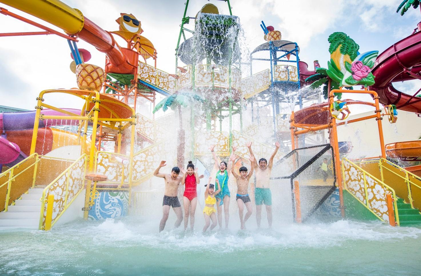 Trải nghiệm thiên đường mua sắm - vui chơi tại Phú Quốc - Ảnh 4.