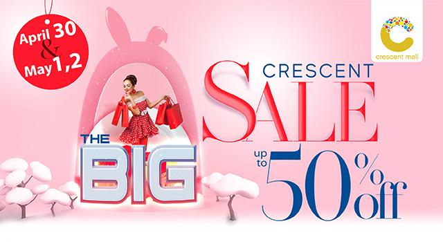 3 ngày siêu sale đẳng cấp - diện đồ thời thượng tại Crescent Mall - Ảnh 1.