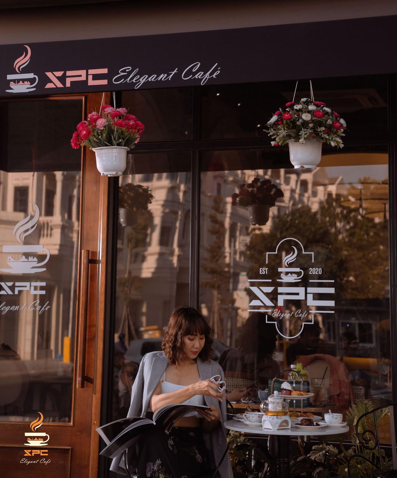 SPC Elegant Café - Paris thu nhỏ giữa lòng Sài Gòn - Ảnh 1.