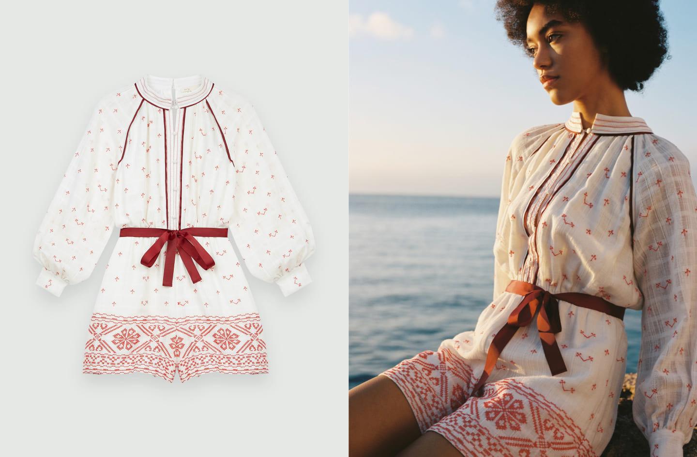Đón vầng dương rực rỡ đầu hạ cùng BST thời trang từ thương hiệu nước Pháp Maje - Ảnh 1.