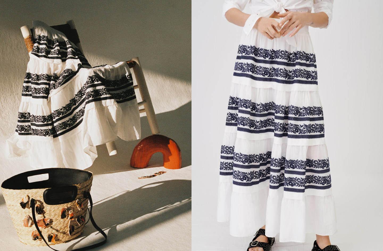 Đón vầng dương rực rỡ đầu hạ cùng BST thời trang từ thương hiệu nước Pháp Maje - Ảnh 2.