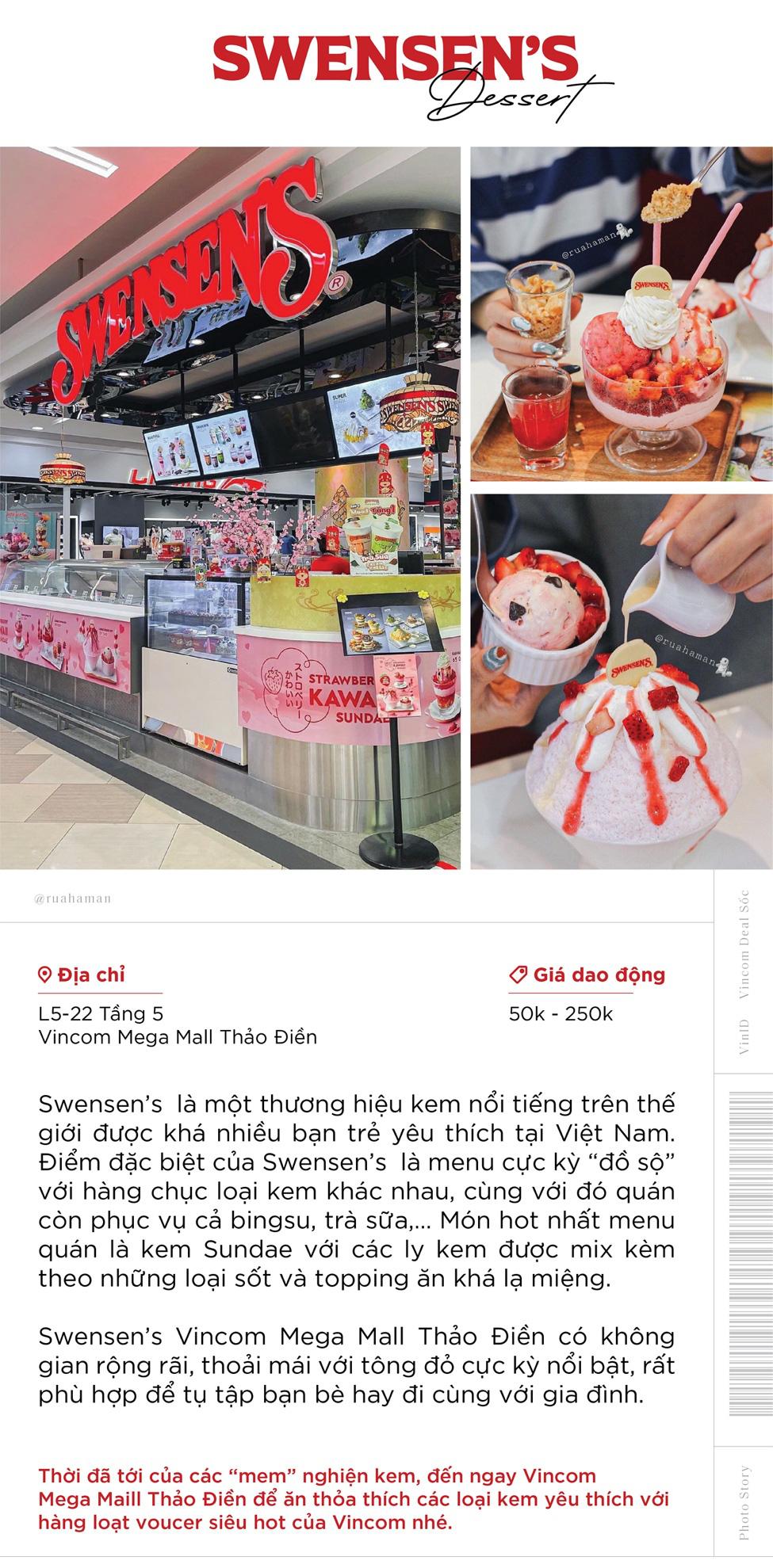 Sài Gòn nóng quá: Ghim ngay 5 địa điểm cho team hảo ngọt ăn bánh uống trà với giá cực hạ nhiệt trong dịp nghỉ lễ - Ảnh 2.