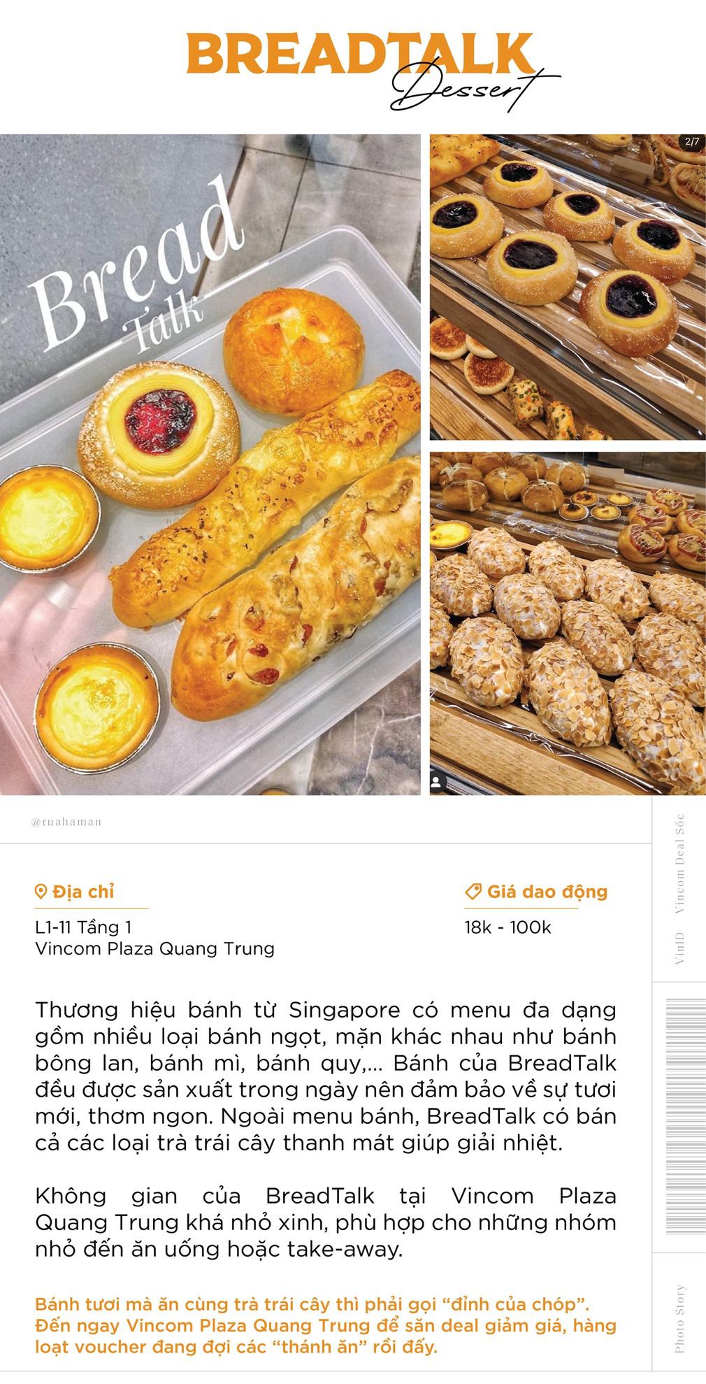 Sài Gòn nóng quá: Ghim ngay 5 địa điểm cho team hảo ngọt ăn bánh uống trà với giá cực hạ nhiệt trong dịp nghỉ lễ - Ảnh 4.