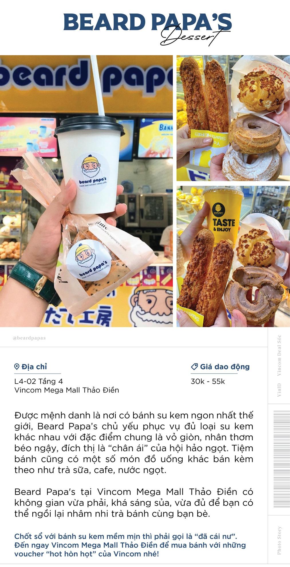 Sài Gòn nóng quá: Ghim ngay 5 địa điểm cho team hảo ngọt ăn bánh uống trà với giá cực hạ nhiệt trong dịp nghỉ lễ - Ảnh 5.