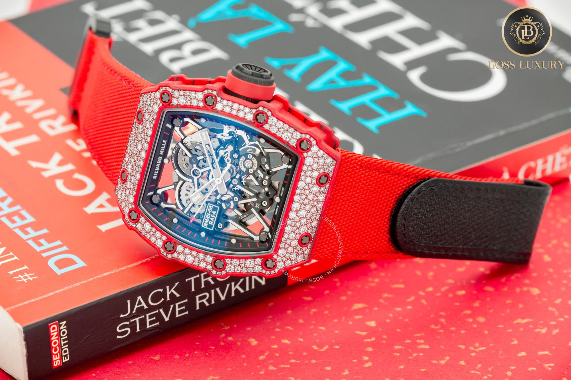Đồng hồ Richard Mille và những dấu ấn khó quên tại Boss Luxury trong 4 tháng đầu năm 2021 - Ảnh 2.