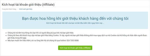 Cơ hội kiếm tiền online từ Affiliate của BKHOST cực dễ - Ảnh 3.