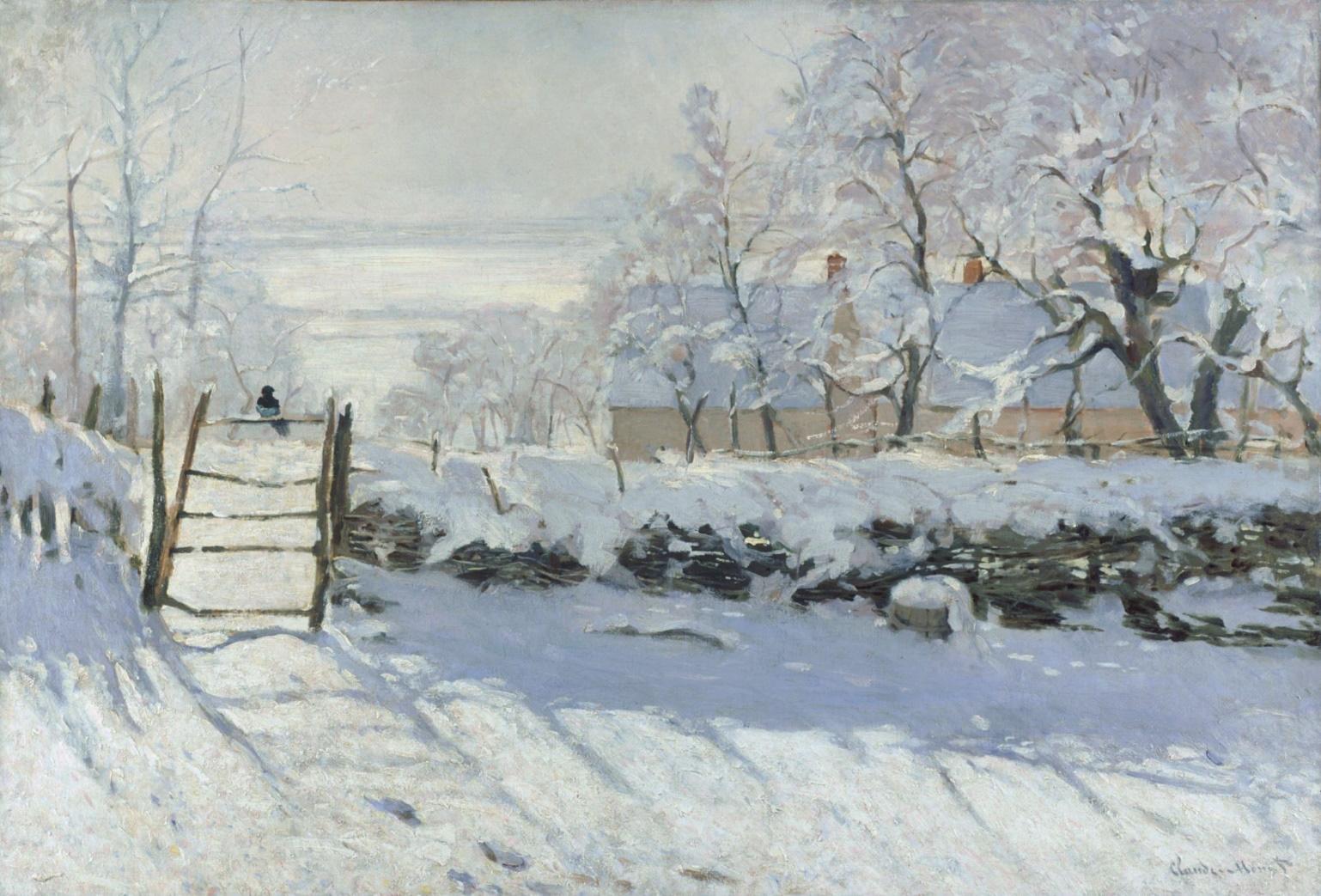 """""""Ngoài"""" và """"trong"""" ở triển lãm của Claude Monet và Pierre Bonnaer tại VCCA - Ảnh 2."""