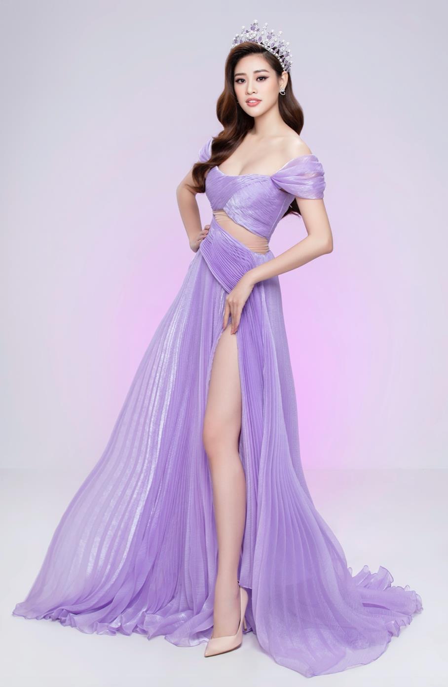 Khánh Vân tự tin, sẵn sàng cho hành trình sắp tới tại Miss Universe 2020 - Ảnh 1.