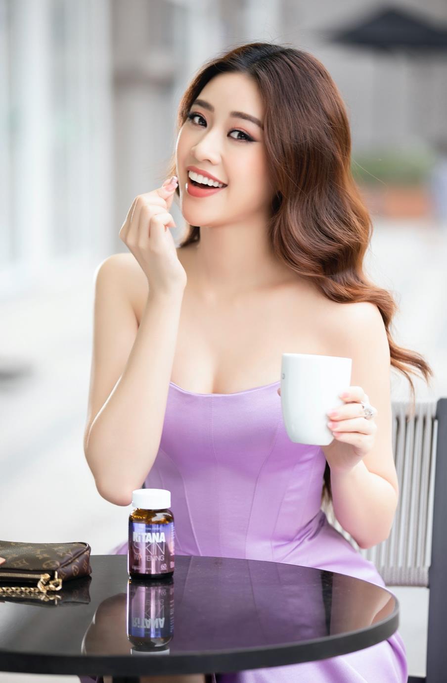 Khánh Vân tự tin, sẵn sàng cho hành trình sắp tới tại Miss Universe 2020 - Ảnh 2.