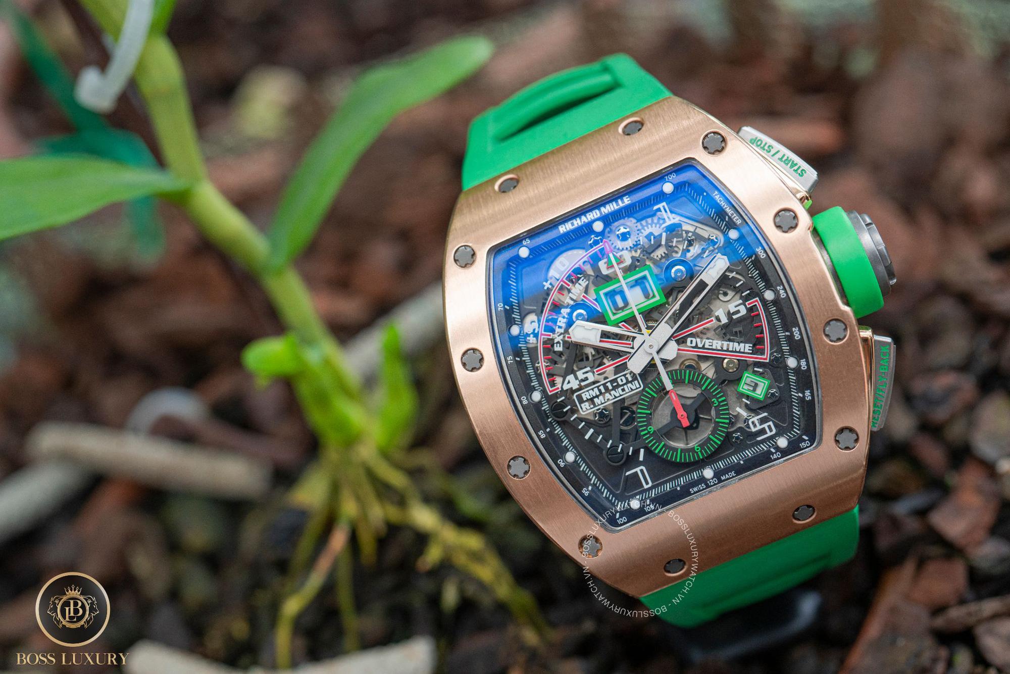 Đồng hồ Richard Mille và những dấu ấn khó quên tại Boss Luxury trong 4 tháng đầu năm 2021 - Ảnh 3.