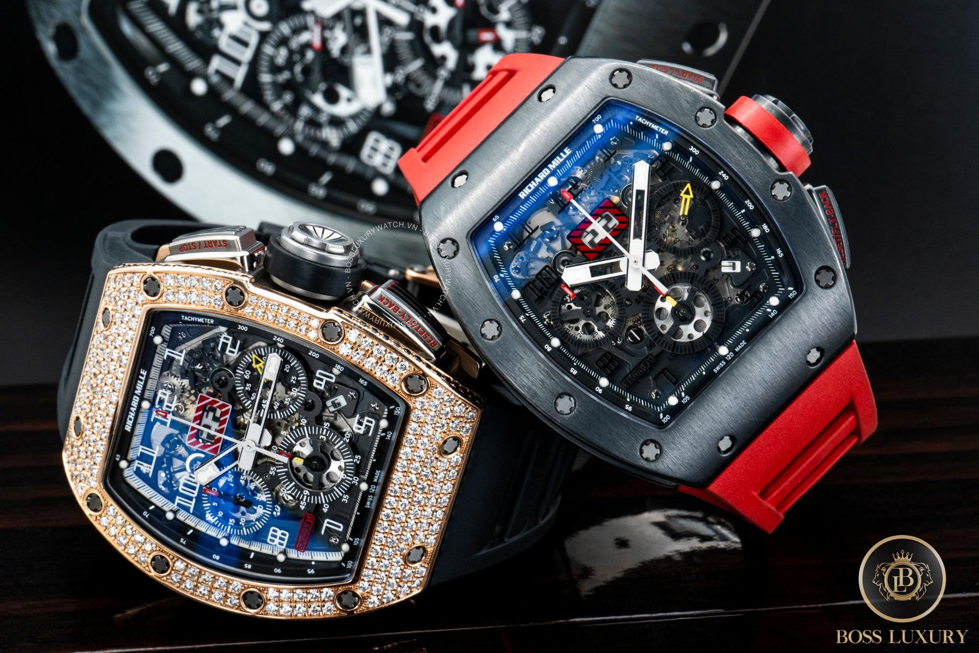 Đồng hồ Richard Mille và những dấu ấn khó quên tại Boss Luxury trong 4 tháng đầu năm 2021 - Ảnh 4.