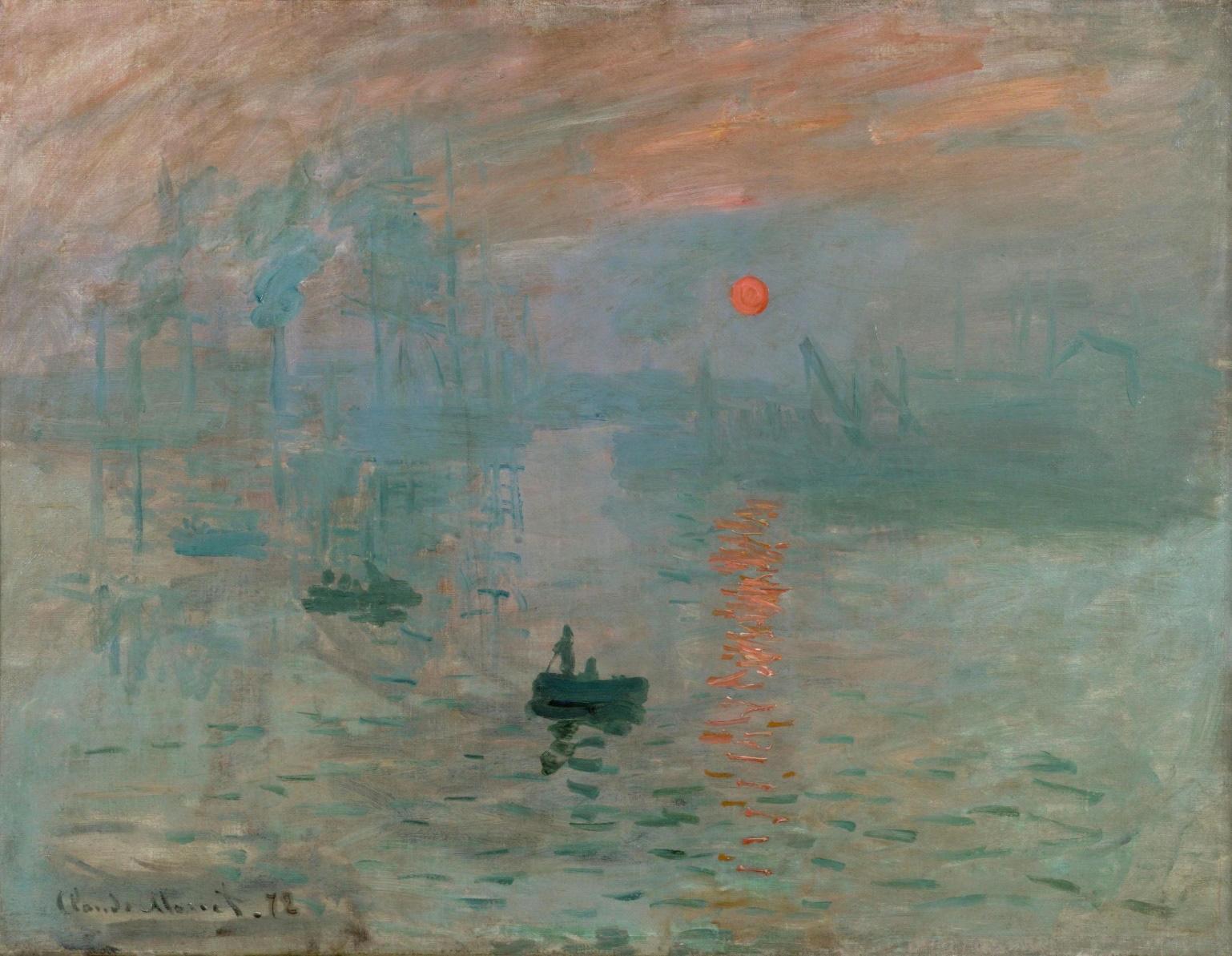 """""""Ngoài"""" và """"trong"""" ở triển lãm của Claude Monet và Pierre Bonnaer tại VCCA - Ảnh 4."""