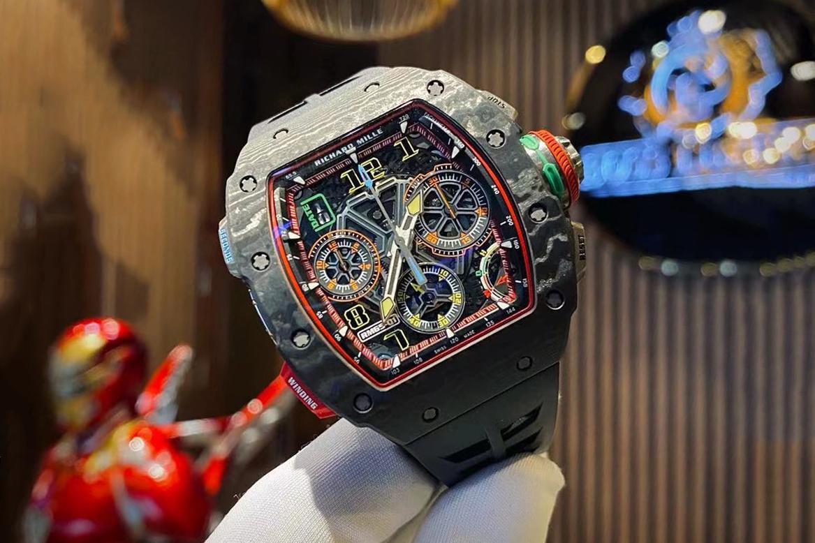 Đồng hồ Richard Mille và những dấu ấn khó quên tại Boss Luxury trong 4 tháng đầu năm 2021 - Ảnh 5.